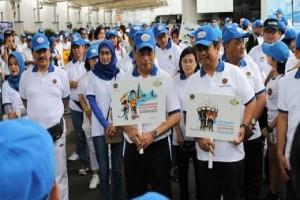 Menhub Ajak Masyarakat Budayakan Keselamatan Penerbangan