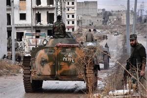 Pembicaraan perdamaian Suriah berakhir positif