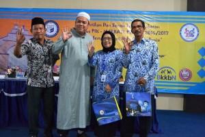 BKKBN Lampung Lantik Pengurus PIK-M Sehati Darmajaya