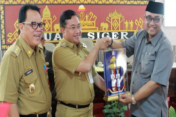 Anggota DPD Perhatikan Penyelesaian Kerugian Lampung Utara
