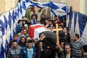 Mesir tangkap empat tersangka kasus bom gereja