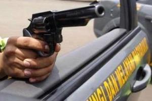 Polisi Tembak Pelaku Pencurian Kendaraan Bermotor