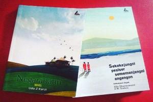 Dua Buku Sastra Bahasa Lampung Segera Diluncurkan