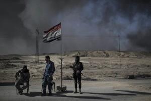 Pasukan Irak rebut Kirkuk dari Kurdi