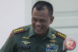 Panglima larang pendirian TPS di Kompleks TNI