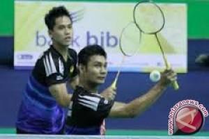 Berry/Hardianto juara ganda putra Malaysia Masters