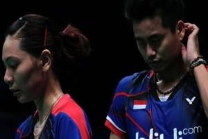Owi/Gloria Tumbang Pada Semifinal Malaysia Masters