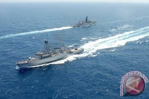 Antisipasi ISIS, TNI kerahkan kapal perang