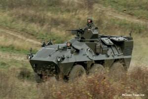 TNI AD berencana beli tank Austria