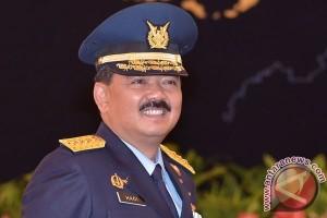 Kasau minta pamen TNI AU ditahan