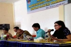 Pemkab Pesisir Barat Dukung Pengembangan Sastra Lampung