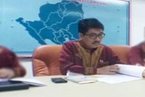 Pejabat Pemprov Lampung Ikuti Sosialisasi Pengampunan Pajak