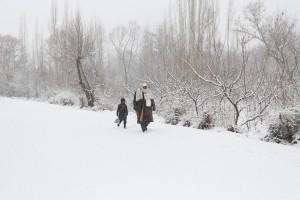 Salju tebal dan suhu dingin tewaskan 17 anak di Afghanistan