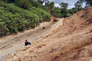 Kabupaten Lampung Barat Lanjutkan Benahi Infrastruktur