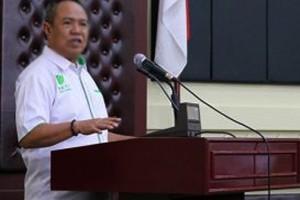 Wagub Bachtiar Basri Jadi Ketua HKTI Lampung