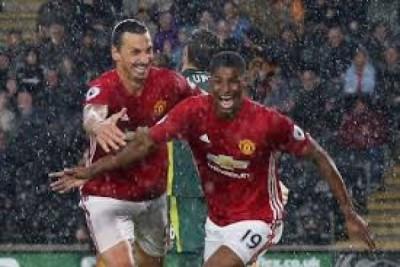 Ibra bawa United ke perempat final piala FA