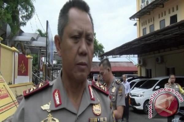 Polda Lampung Cari Polisi Terlibat Perusakan Mapolsek