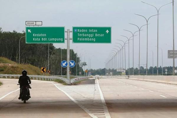 Tol Sumatera dorong Lampung sebagai tujuan wisata