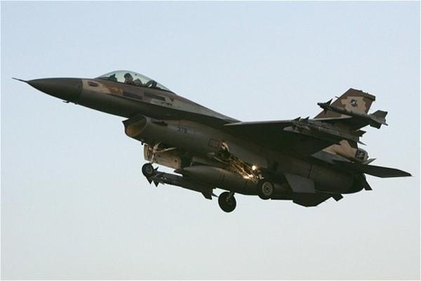 Penembakan pesawat dan ancaman Israel