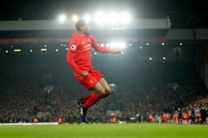 Liverpool Tahan Imbang Chelsea 1-1