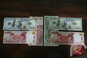 Rupiah Rabu pagi melemah terhadap dolar AS