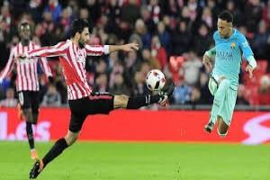 Barca bantai Athletic Bilbao 3-0