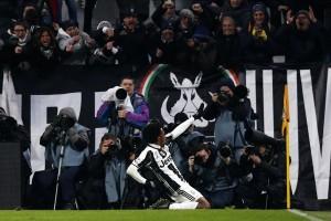 Gol Cuadrado Bawa Juventus Taklukan Inter
