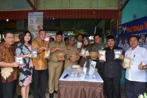 """Lampung Tengah Canangkan  Beras Singkong """"go"""" Nasional"""