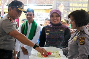 Pemkab Lampung Timur Anggarkan Infrastruktur Rp400 Miliar