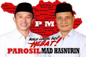 Parosil-Mad Hasnurin Tetap Unggul