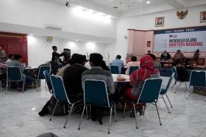 AJI-IJTI-PWI Bahas Peluang Revisi Hari Pers Nasional