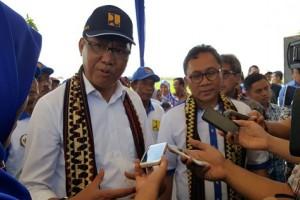 Kementerian PUPR Bangun Sumur Produksi Di Lampung