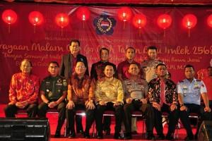 Gubernur Lampung Hadiri Perayaan Cap Go Meh