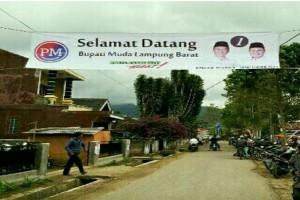 "Komitmen Parosil-Mad Hasnurin Wujudkan ""Lampung Barat Hebat"""