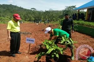 "Bupati Waykanan Ajak Siswa Budayakan ""Green School"""