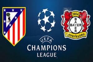 Atletico hancurkan Leverkusen 4-2