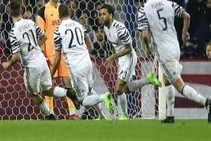 Juventus akan juara Piala Champions bersama Dani Alves
