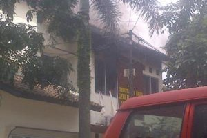 Ada ledakan keras di Bandung