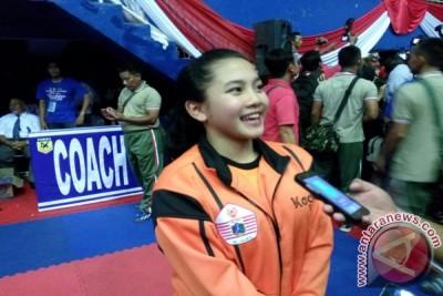 Artis FTV Dapat Perunggu Di Kejurnas Karate