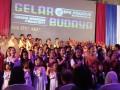 Sekitar 700 murid Yayasan BPK Penabur Bandarlampung tampil dalam acara