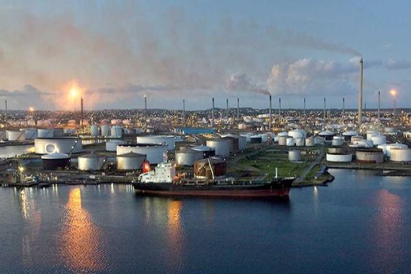 AS serang Suriah, harga minyak naik