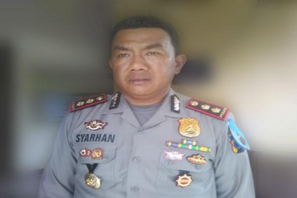 Polisi Tangkap Lima Terduga Perusak Polsek Tegineneng