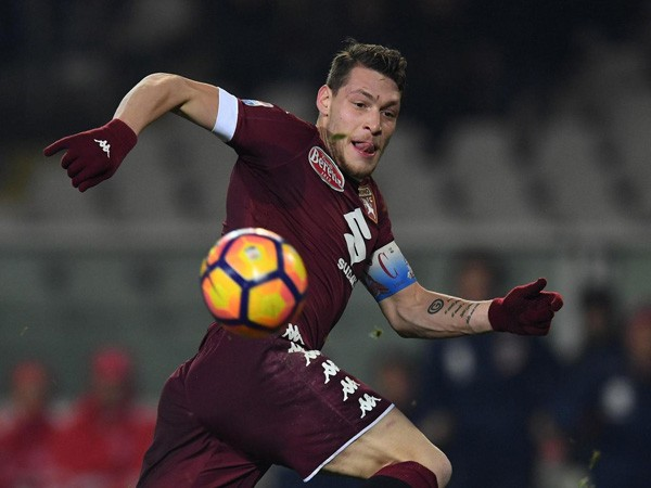 Liga Italia - Andrea Belloti cetak 22 gol