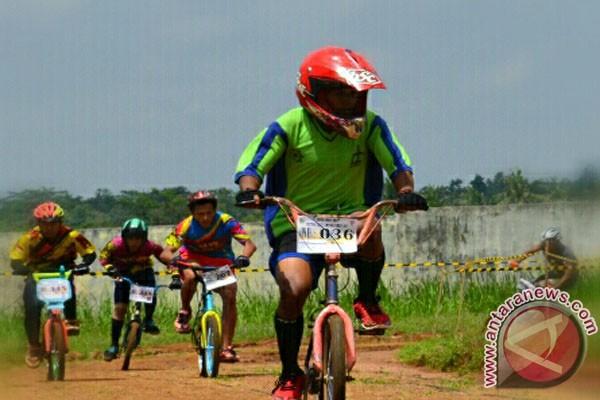 Komandan Korem Apresiasi Festival BMX Lampung Timur