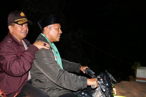 Wakapolda Lampung: Ronda Efektif Tekan Kriminalitas
