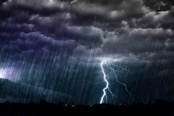 BMKG Lampung Ingatkan Hujan Lebat dan Petir
