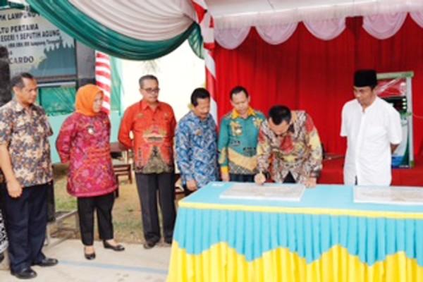Gubernur Lampung Berharap Tidak Ada Kriminalisasi Guru