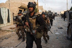 "Militer Irak kuasai ""area luas"" di wilayah Kirkuk"