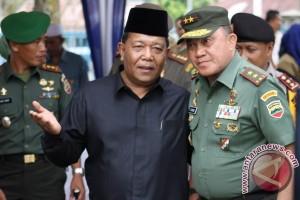 Pangdam : 144 prajurit TNI terlibat narkoba sedang diproses