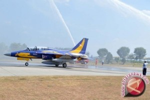 Tahun 2022, satu skuadron pesawat tempur ditempatkan di Kupang